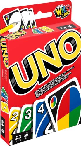 Mattel Games UNO Kartenspiel