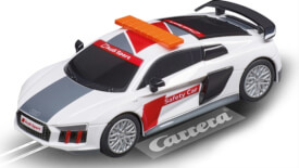 Carrera DIGITAL 143 - Audi R8 V10 Plus Safety, 1:43, ab 6 Jahre