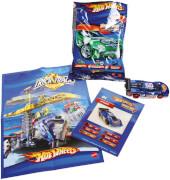Mattel Hot Wheels World Race Fahrzeuge, sortiert