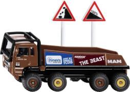 Siku 1686 HS Schoch 8x8 MAN Truck Trial