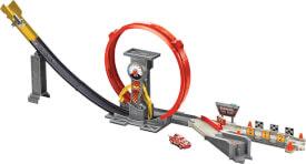Mattel GJW44 Disney Cars Xtreme Racing Serie Raketen-Rennen Super-Looping