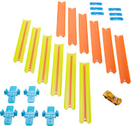 Mattel GLC91 Hot Wheels Track Builder Unlimited Builder Fold Up Track Pack