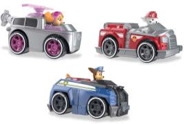Spin Master Paw Patrol True Metal Vehicle