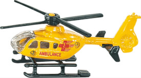 SIKU 0856 SUPER - Rettungs-Hubschrauber, 1:55, ab 3 Jahre