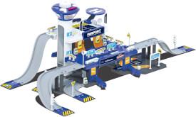 Majorette Creatix Airport Lufthansa + 5 Vehicles