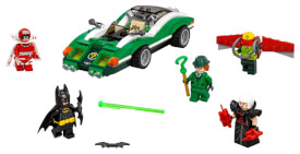 The LEGO® Batman Movie 70903 The Riddler: Riddle Racer, 254 Teile
