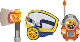 Simba Sam Feuerwehr Sauerstoffmaske
