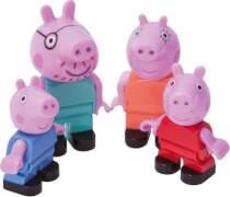 PlayBIG Bloxx Peppa Pig PeppaŽs Family