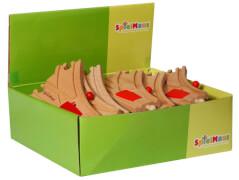 SpielMaus Holz Verstellbare Weiche