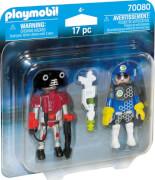 Playmobil 70080 DuoPack Spacepolizist und Ganove