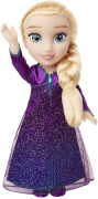Jakks Pacific Germany Disney Die Eiskönigin 2 Puppe Elsa mit Funktion, ca. 35cm