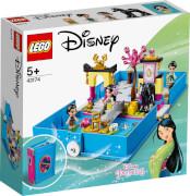 LEGO® Disney Princess 43174 Mulans Märchenbuch