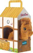 Heunec 636972 - Bibi & Tina Pferd Amadeus im Stall, ca. 17 cm