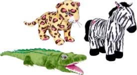 Leopard, Zebra, Krokodil Prinz. Lillifee, sortiert nicht frei wählbar