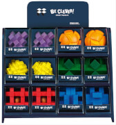 moses Be clever! Smart Puzzle - bunt Holz