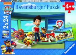 Ravensburger 09085 Puzzle Hilfsbereite Spürnasen 2x24 Teile