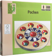 Natural Games Pochen 24,5 cm