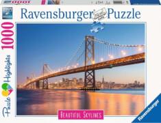 Ravensburger 14083 Puzzle San Francisco 1000 Teile