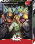 AMIGO 01750 Druids,Kartenspiel, für 3-5 Spieler, Spieldauer: ca. 45 Min, ab 10 Jahren