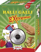 AMIGO 05700 Halli Galli Extreme, Schnelligkeitsspiel, für 2-6 Spieler, ab 8 Jahren