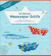 Die Spiegelburg - Falt-Bastelset Wasserpapier-Schiffe, Garden Kids