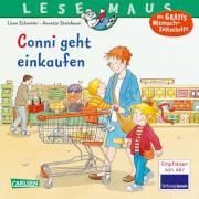 Lesemaus - Band 82: Conni geht einkaufen, Taschenbuch, 24 Seiten, ab 3 Jahre