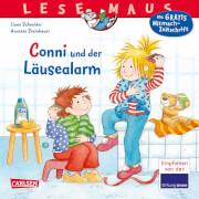 Lesemaus - Band 23: Conni und der Läusealarm, Taschenbuch, 24 Seiten, ab 3 Jahre