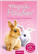 arsEdition, Ostern, 132821, Magische Häschen Sammelband. Ab 7 Jahre