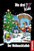Kosmos Die drei ??? Kids 57 Der Weihnachtsdieb