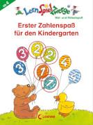 Loewe Lernspielzwerge Block: Erster Zahlenspaß für den Kindergarten