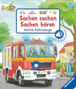 Ravensburger 43771 Sachen suchen, Sachen hören: Fahrzeuge