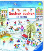 Ravensburger 43802 Jelenkovich, Sachen suchen: Im Winter