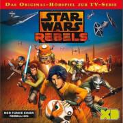 CD Star Wars Rebels:Rebellion