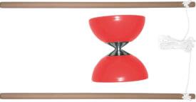 SpielMaus Outdoor Diabolo, Geschicklichkeitsspiel, ca. 50x16,4x10 cm, ab 3 Jahren