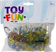 Toy Fun Murmeln 100 & 1 Stück