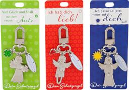 Depesche 6540 Schutzengel Schlüsselanhänger