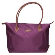 Depesche 8536 Trend LOVE Handtasche, groß, lila