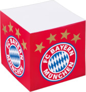 FC Bayern München 14565 FCB Notizquader Logo