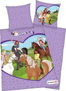 Schleich-Horse Club-Bettwäsche