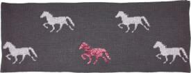 Loop-Schal I LOVE HORSES (Umf